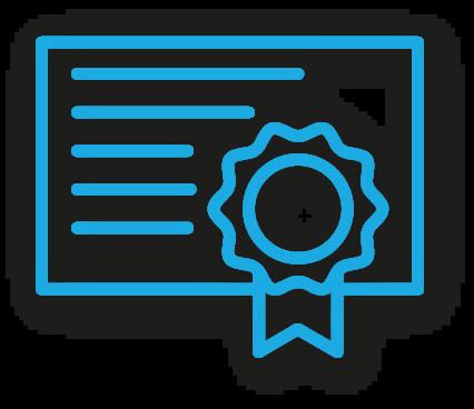 icona certificazioni servizi